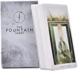 YQRX The Fountain Oracle Tarjetas, Divination Fate Tarot Deck...