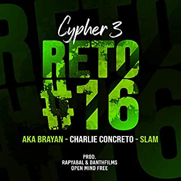 Cypher 3 Reto #16