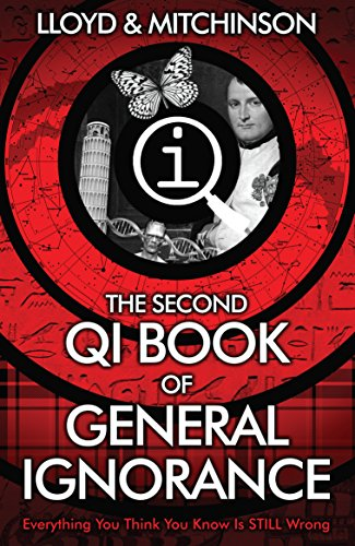 QI: The Second Book of General Ignorance (Qi: Book of General Ignorance 2) (English Edition)