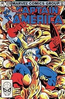 Captain America #276