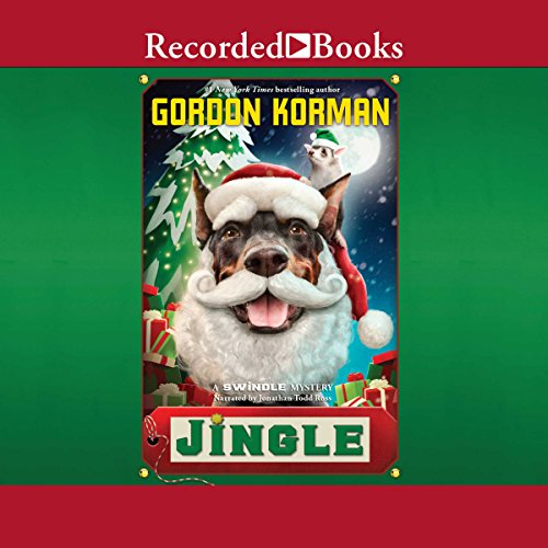 Jingle audiobook cover art