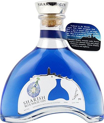 Sharish Ginebra Blue Magic 40º - 500 ml
