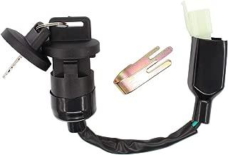 Ignition Key Switch for Polaris Sportsman 90 Predator 90 Outlaw 50 Scrambler 90 Scrambler 50 ATV Sawtooth 200