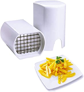 AGAWA Potato Chipper Practical Potato Chips French Fries and Veggie Sticks Cutter Slicer Home Kitchen Tools,As Shown