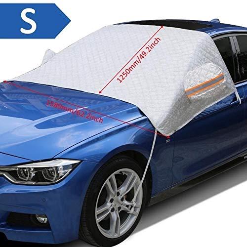 Parasol Parabrisas Las sombrillas parabrisas del coche universal for coche Parasol Protector Cubierta delantera de la ventana for obtener la máxima UV y de Protección Solar Protección Parabrisas Coche