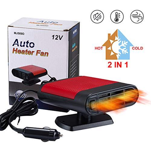 【New Upgrade】Portable Car Heater