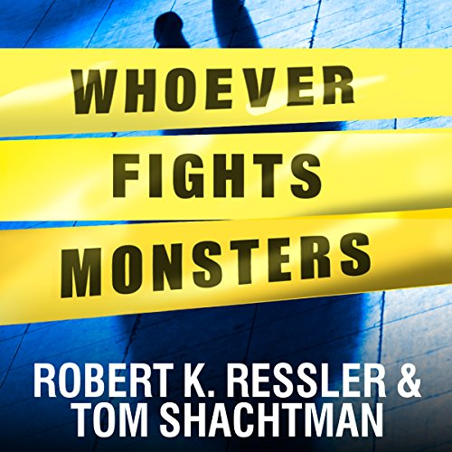 Whoever Fights Monsters audiobook cover art