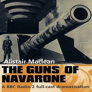 The Guns of Navarone cover art