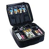 Travel Makeup Case,Chomeiu- Professional Cosmetic Makeup Bag Organizer Makeup Boxes With C...