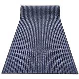 Carpets CnCnCn Hogar Comercial área Grande alfombras Escalera Corredor Entrada Felpudo Cocina Antideslizante Alfombra del Piso Absorción de Agua Alfombra de Puerta (Color : A, Size : 90x200cm)