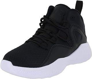 100% authentic 0803e d7e3b Jordan Formula 23 Black Black-White (Little Kid)