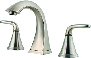 Pfister F049PDCC Pasadena 8 Inch Widespread 2-Handle Bathroom Faucet in Polished Chrome