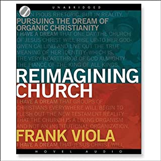 Reimagining Church audiobook cover art