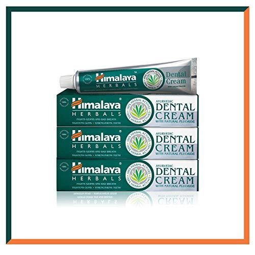 mächtig der welt Himalayan Herbals Dental Cream Zahnpasta Zahnpasta 100g, entzündungshemmende Zahnpasta…