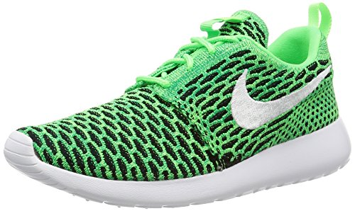Nike 704927-305, Zapatillas de Trail Running para Mujer, Verde (Voltage Green/White Lucid Green), 39 EU