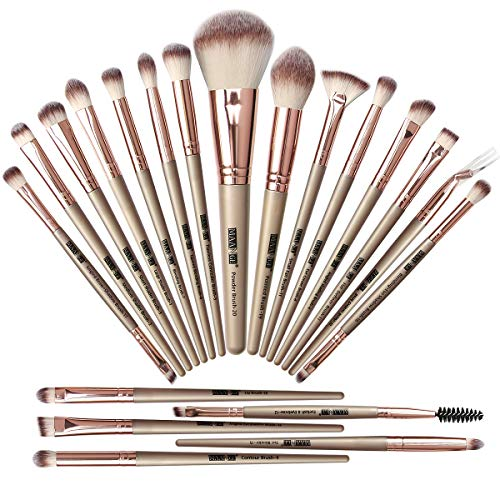 Sets De Brochas De Maquillaje marca MAANGE