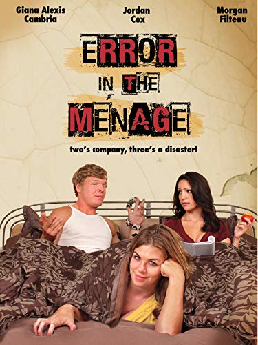Error in the Ménage