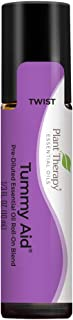 Plant Therapy Tummy Aid Synergy Pre-Diluted Essential Oil Roll-On. Ready to use! Blend of: Dill Weed and Sweet Fennel in F...