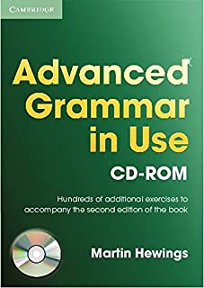 Advanced Grammar in Use CD ROM single user