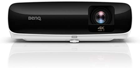 BenQ TK810 4K HDR Wireless Smart Home Projector | YouTube Netflix Streaming App Ready | iPhone Android Casting Support | Built-in Bluetooth 4.0 for Wireless Speaker