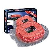 SDBRKYH Puzzle Stadio 3D, Puzzle Bayern Munich'allianz Arena' Stadio 3D Tridimensionale montatiRealizzazione la Decorazione di Modello di Giocattoli educativi