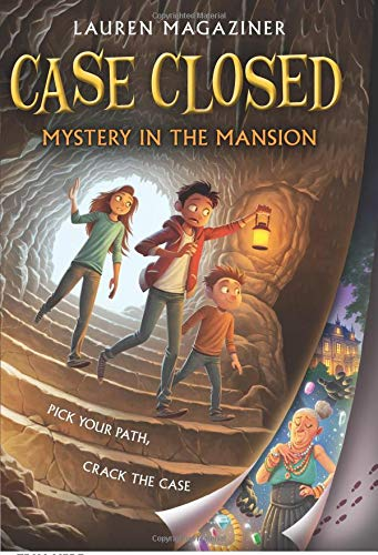 Case Closed #1: Mystery in the Mansion