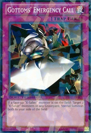 YU-GI-OH! - Gottoms39; Emergency Call (DT07-EN047) - Duel Terminal 7A - Duel Terminal Edition - Parallel Rare