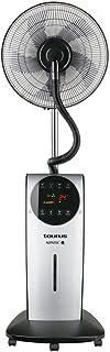 Taurus VB 02 Ventilador climatizador, nebulizador, 90 W, 0 Decibeles, Acero