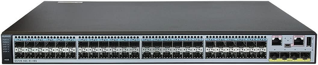 Huawei S5720 10GB Switch S5720-56C-EI-48S-AC 48 port Layer 3 SFP Switch