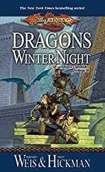 Cover of Dragons of Winter Night