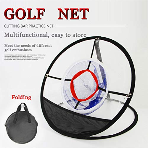 WUTONG Golf Net Foldable Golf Nets for Backyard Chipping Foldable Golf...