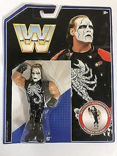 venta al por mayor barato WWE Retro Retro Retro Serie 2 Wrestling Figura de acción - STING  tienda en linea