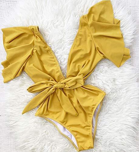 Badpak dames zwemkleding bloemen panty zomer strandbadpak uit één stuk