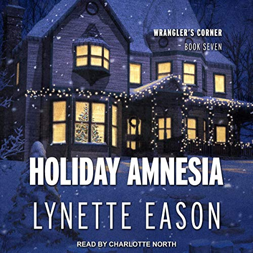 Holiday Amnesia audiobook cover art