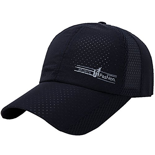 Gorra de Sol SUNNSEAN Sombreros de Moda Deportes al Aire Libre Golf Montañismo Mallas Respirable...
