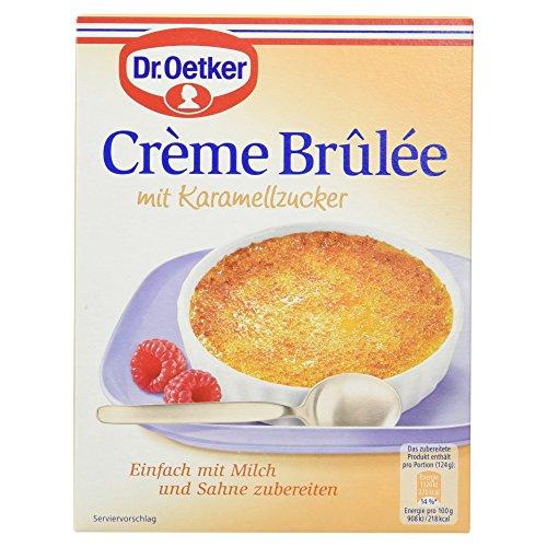 Dr. Oetker Crème Brûlée, 96g