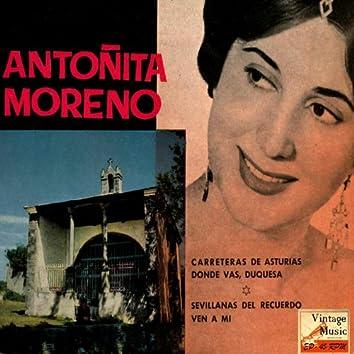 """Vintage Spanish Song Nº46 - EPs Collectors """"Carretera De Asturias"""""""