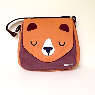 The Honey Bear Handbag (Burnt Orange)