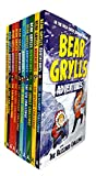 Bear Grylls Adventure Series Mountain Challenge 10 Books Collection Set