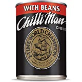 Chilli Man • Canned Chili With Beans, 15 ounce (Pack of 12)