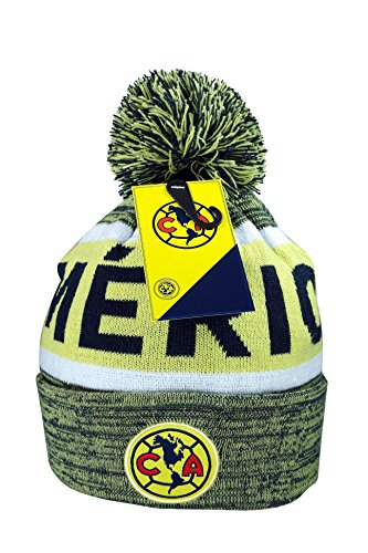 Club America Authentic Official Licensed Product Soccer Beanie - 02-1