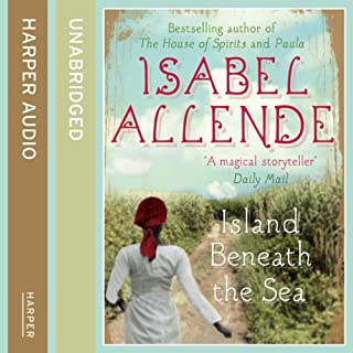 Island Beneath the Sea                   By:                                                                                                                                 Isabel Allende                               Narrated by:                                                                                                                                 S. Epatha Merkerson                      Length: 17 hrs and 55 mins     68 ratings     Overall 4.2