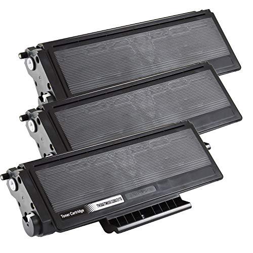 3 Bubprint Toner kompatibel für Brother TN-3170 für DCP-8060 DCP-8065DN HL-5200 HL-5240 HL-5240L HL-5250 HL-5250DN HL-5270 HL-5270DN HL-5280DW MFC-8460N MFC-8860DN MFC-8870DW Schwarz