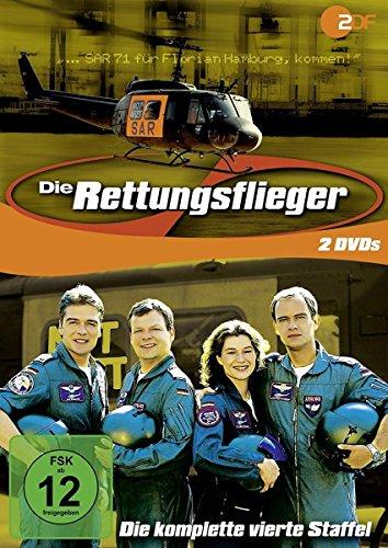 Die Rettungsflieger - Die komplette vierte Staffel [2 DVDs]