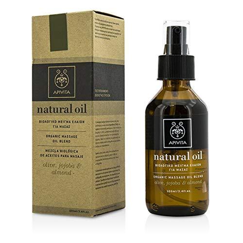 APIVITANATURAL OIL Organic Massage Oil Blend 100ml