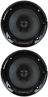 4 New Kenwood KFC-1665S 6.5 Inch 600 Watt 2-Way Car Audio Door Coaxial Speakers photo