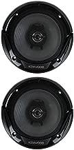 4 New Kenwood KFC-1665S 6.5 Inch 600 Watt 2-Way Car Audio Door Coaxial Speakers