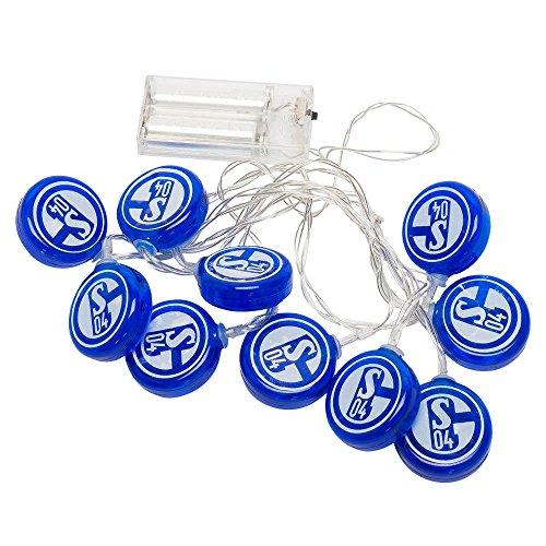 FC Schalke 04 Lichterkette LED