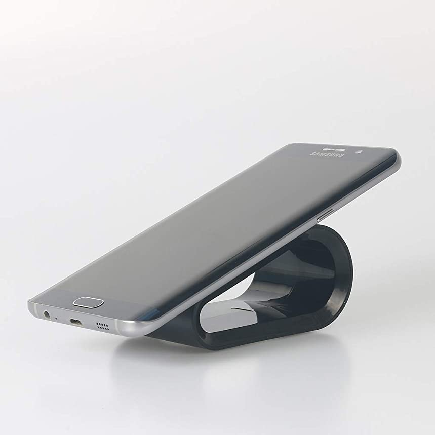 Winner666 2019 QI Certified Fast Wireless Charger Stand 10W Compatible for iPhone for Samsung