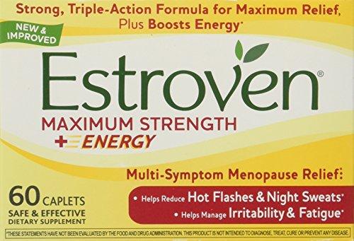 Estroven Maximum Strength, (120 Caplets)